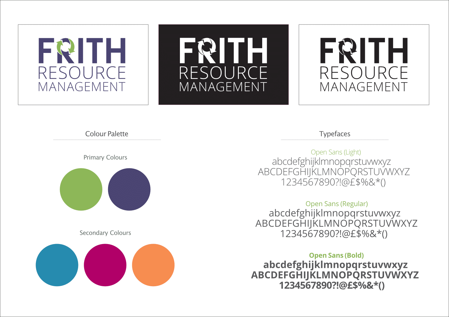 Frith Resource Management